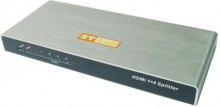 Сплитер\Разветвитель HDMI  ST-LAB M-390 (1.3b, 1xHDMI in, 4xHDMI out, up to 1080p, up to 1920x1200)